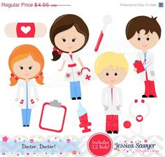 Free for Commercial Use Clip Art of Nurses
