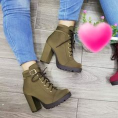 5578d7a6 botines de moda 2018 mujer Botines De Mujeres, Botines Negros, Mujeres  Negras, Botin