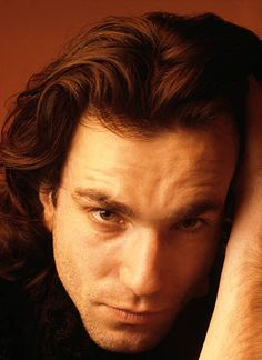 English actor Daniel Day-Lewis, 3rd February 1988.