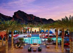 The Moorish paradise at Scottsdale's Montelucia Resort & Spa #goopgo