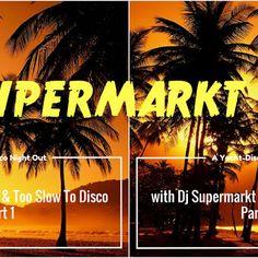 A Yacht-Disco Night Out 2016 - Part I & II   Unser Lieblings-Slow-Disco-DJ, DJ Supermarkt  hat gerade zwei frische Night Out Mixtapes ver...