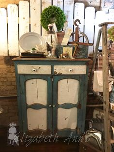 Elizabeth Ann's at Peachtree Vintage Market Summer 2017 #peachtreevintagemarket #elizabethannsontheroad