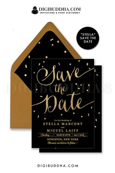 Best Digibuddha Save The Date Cards Images On Pinterest - Save the date retirement party template