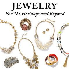 e4efc3487  CAbi - Sparkle in jewelry that ll take you from the holiday season and