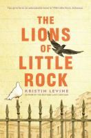 In 1958 Little Rock, Arkansas, painfully shy twelve-year-old Marlee sees her city and family divided over school integration, but her friendship with Liz, a new student, helps her find her voice and fight against racism. - See more at: http://www.buffalolib.org/vufind/Record/1843970#sthash.PpcQEtmh.dpuf