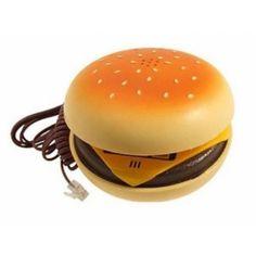 hamburger phone.  need i say more?