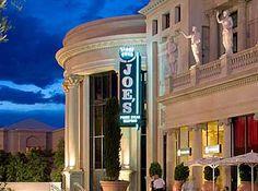 Joe's Seafood, Prime Steak & Stone Crab Review - Best Seafood Restaurant in Las Vegas