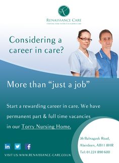 Nursing. Why is it more than just a job?
