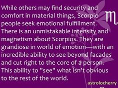 Scorpio https://www.facebook.com/ScorpioEvolution