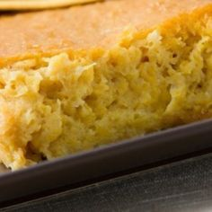 Amish Sour Cream Corn Bread Recipe | Just A Pinch Recipes