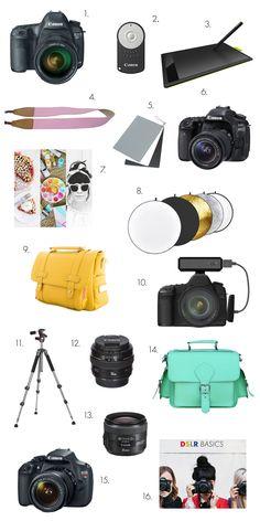 A Beautiful Mess Favorite Camera Gear! | A Beautiful Mess | Bloglovin'