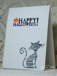 The Cat's Meow by bon2stamp - Cards and Paper Crafts at Splitcoaststampers