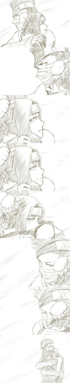 Haku and Momochi Zabuza - Masashi Kishimoto (Naruto) Pencils. Fix You Fix You, Hug, Wattpad, Deviantart, Drawings, Artist, Sketches, Artists, Sketch