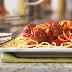 No need to ask what's for dinner when the tomato, garlic, and herb aroma from this Italian pasta sauce recipe wafts through the air./