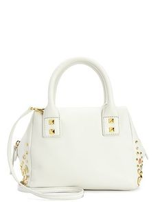 LOVE IS IN THE AIR SATCHEL