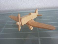 Corsair airplane flier vintage wood handmade by woodendreams2013