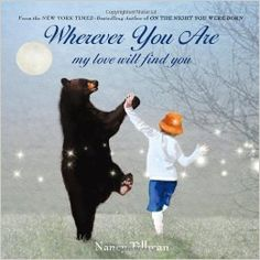 Wherever You Are My Love Will Find You by Nancy Tillman. Nancy Tillman books give goose bumps, they explore the relationship of ch Toddler Books, Childrens Books, Love Will Find You, My Love, Nancy Tillman, Books To Read, My Books, Story Books, For Elise
