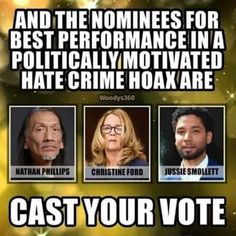 Laughter Is Good For You: Jussie Smollett Fake Hate Crime Viral Memes Are Still Coming Out - Viral Memes Jussie Smollett Real Donald Trump, Cast Your Vote, Funny Memes, Jokes, Hilarious, Funny Shit, Funny Stuff, Jussie Smollett, Vote Now