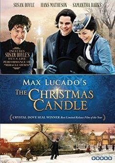 Hans Matheson & Sylvester McCoy - Christmas Candle