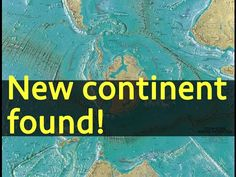 ENTIRE CONTINENT FOUND - FLAT EARTH - NEW CONTINENT FOUND - YouTube