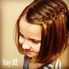Hairstyle for my little one