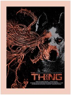 The Thing by Chris Garofalo / Twitter / Tumblr / Instagram / Store Available at Monster-Mania Con, March 10-12, 2017. Any remaining prints will be available online shortly after the event, here.