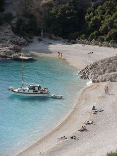 Lubenice Beach,Croatia