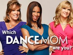 Are you loyal like Holly or loud and proud like Jessalyn? Take the quiz to find out which Dance Mom you are.