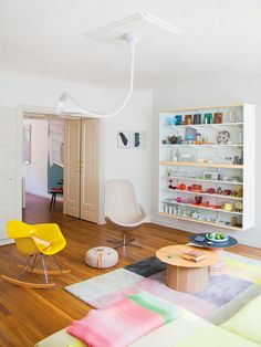 At Home With Scholten & Baijings in Amsterdam | http://www.yellowtrace.com.au/scholten-and-baijings-home-amsterdam/