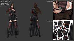 3d Coat, Digital Sculpting, Cg Artwork, Texture Mapping, Monster Art, 3d Modeling, Low Poly, Female Form, Game Character