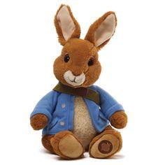 "GUND Peter Rabbit Plush 11.5"""""