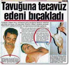 Türkiyeden ilginç garip komik haberler 2