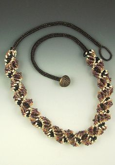 Dutch Spiral Necklace, via Flickr.