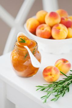 Check out Homemade apricot jam by laperlafoto on Creative Market