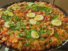 paella caipira (Foto: Márcio de Campos)