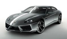 2014 Lamborghini Estoque.