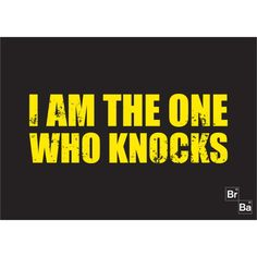 Collectables - Breaking Bad - The One Who Knocks Rug