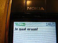 ONTWIKKELAAR MOORDSPEL WHODUNNIT Nostalgie : dit vind ik zelf leuk want ik heb deze 2ehands Nokia echt heel lang gehad. Maar dat leid je niet per se van deze foto af, toch? De foto heb ik gemaakt voor een onderdeel van Moordspel Whodunnit http://www.slideshare.net/ikgadigi/whodunnit-in-mediacoach