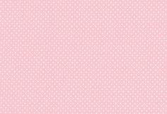 Baumwollstoff, Oeko-Tex Standard 100, rosa mit weißen Punkten, Hersteller: Westfalenstoffe