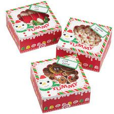 Yummy Medium Treat Box Kit by Wilton 415-0351