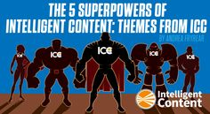 The 5 superpowers of intelligent content