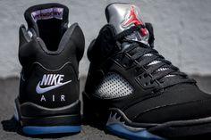 The Wait For The Air Jordan 5 Black/Metallic Silver Ends Tomorrow