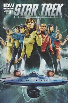 Star Trek IDW Publishing Star Trek #30