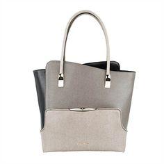 Borsa shopping CROMIA Angelina 1402455 beige #borse