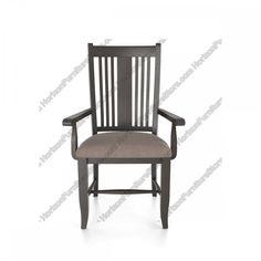 Canadel Custom Dining Arm Chair - CHA 2250