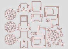 Seja bem vindo ao VETORES LASER & CNC. Adquira vetores exclusivos de qualidade para Corte Laser e CNC Cnc Router, Laser Cnc, Cardboard Car, Handmade Wooden Toys, Diy Cnc, Wooden Car, 3d Puzzles, Scroll Saw Patterns, Sewing Dolls
