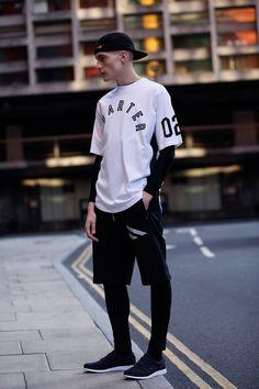 Haris+Seoudy [ UpUrGame.com ] #guy #fashion #game