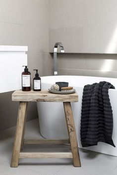 10 Best Wooden Bathroom Stools In 2019 Objects Wooden