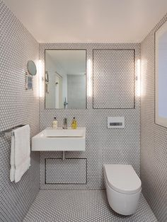 Feixu0026Merlin Architects | The Wetroom