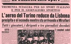 4 Maggio 1976 Anniversario della Tragedia di Superga Corrono le commemorazioni della Tragedia di Superga 67 anni dopo il terribile schianto dell'aereo che riportava a casa il Grande Torino dopo l'amichevole a Lisbona. La tragedia di Superga sconvolse l #superga #grandetorino #calcio